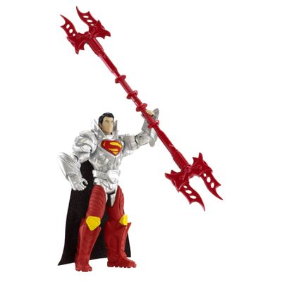 Boneco-Superman-Man-of-Steel-Superman-de-Combate-10-cm-Mattel