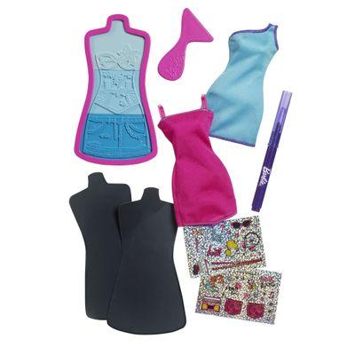 Refil-Vestido-Barbie-Moldes-Fashions-Sassy-Mattel