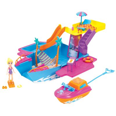 Iate-Festa-Tropical-Polly-Pocket---Mattel