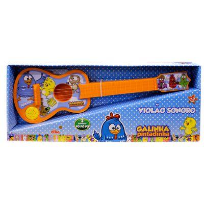 Violao-Sonoro-Galinha-Pintadinha-Elka