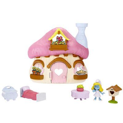 Casa-do-Cogumelo---Smurfs-2---Smurfette---Sunny