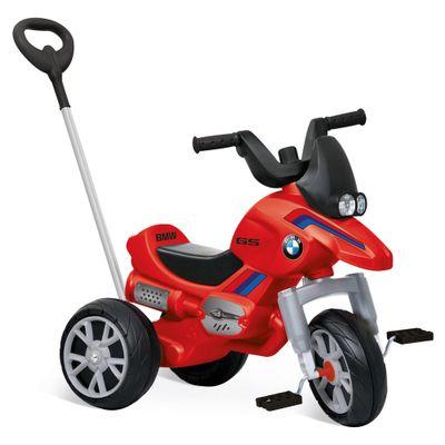 Triciclo-BMW-Passeio-Vermelha-Bandeirante