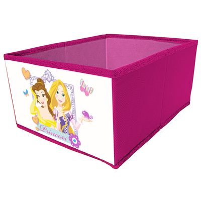 Caixa-de-Tecido-para-Adapt-Princesas-Disney---30x15---Prat-K