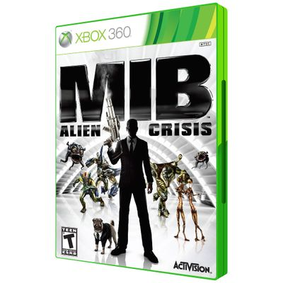 Jogo-Xbox-360-MIB-Men-in-Black