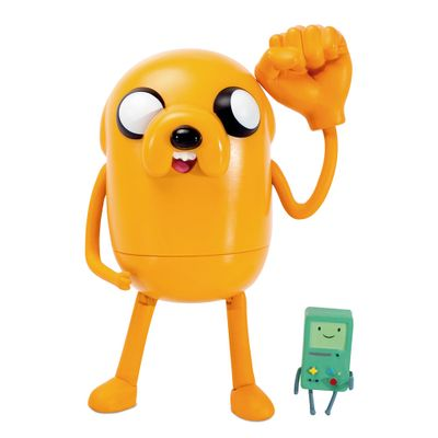 Boneco Adventure Time - Jake 13 cm - Multikids