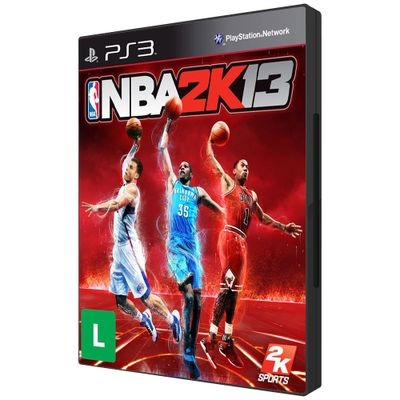Jogo-Playstation-3-Nba-2k13