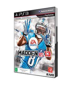 Jogo-PS3-Madden-NFL-13