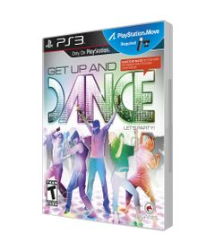 Jogo-Playstation-3-Get-Up-And-Dance