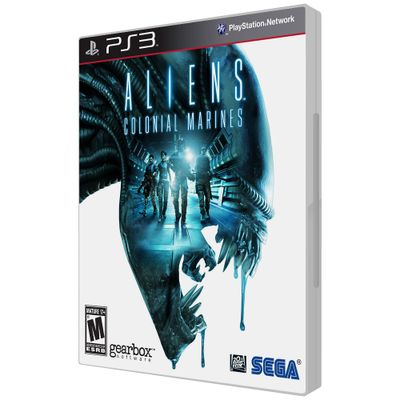 Jogo Playstation 3 - Aliens Colonial Marines