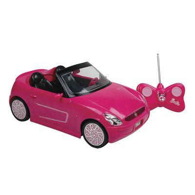 Carro de Controle Remoto - Barbie Fabulous - Candide