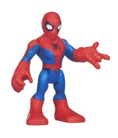 Mini-Boneco---Marvel-Super-Hero---Amazing-Spider-Man---6-cm---Hasbro