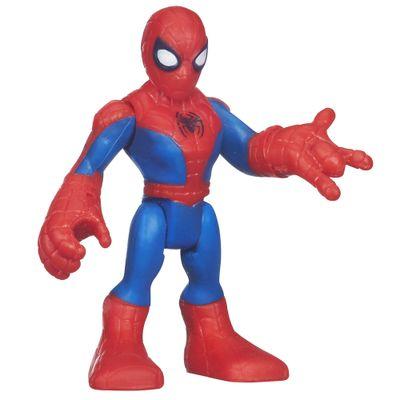 Mini Boneco - Marvel Super Hero - Amazing Spider-Man - 6 cm - Hasbro - Disney