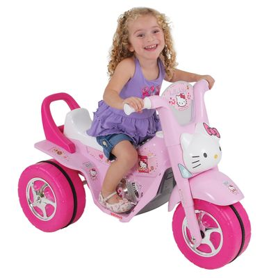 Mini-Moto-Eletrica-Fox-Hello-Kitty-6V-Biemme