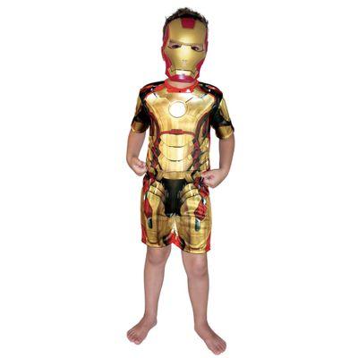 Fantasia-Iron-Man-3-Curto---Tamanho-P---Rubies