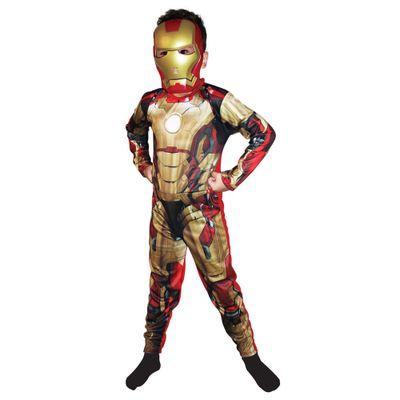 Fantasia-Iron-Man-3-Longo---Tamanho-P---Rubies