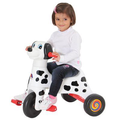 Triciclo-Dalmata
