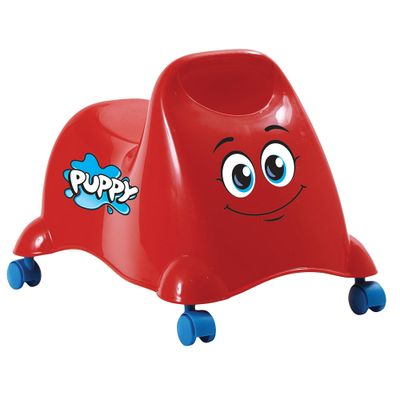 Andador-Puppy-Vermelho-Biemme