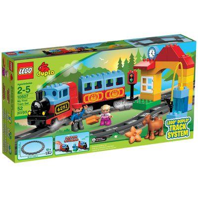 10507---LEGO-Duplo-Trains---O-Meu-Primeiro-Conjunto-de-Trens