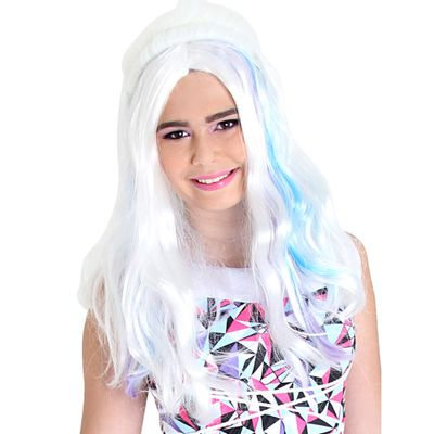 Peruca-Infantil-Monster-High-Abbey-Bominable-Sulamericana