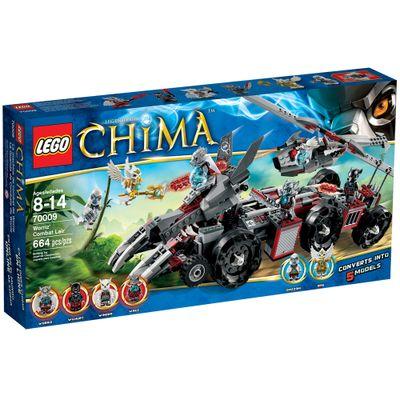 70009---LEGO-Chima---O-Covil-de-Combate-de-Worriz