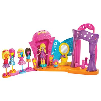 Boneca-Polly-Pocket-Boutique-Clip-Snap-Mattel
