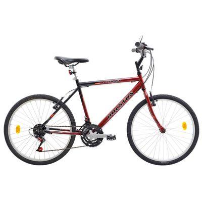 Bicicleta-Aro-24--Atlantis-Land-Vermelha-e-Preta