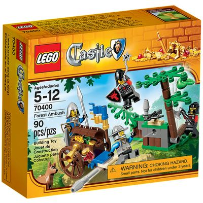 Caixa-70400-LEGO-Castle-Armadilha-na-Floresta