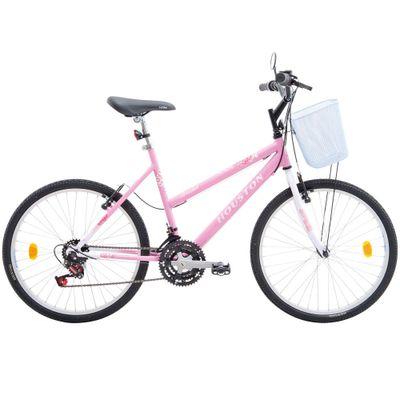 Bicicleta-Aro-26-Bristol-Peak-Branca-e-Rosa