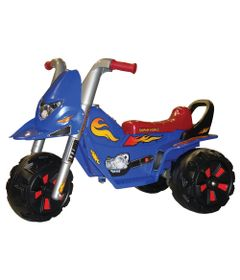 Mini-Moto-Eletrica-Fox-G-Force-Azul-6V-Biemme