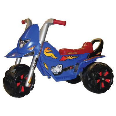 Mini-Moto-Eletrica-Fox-G-Force-Azul-6V-Biemme