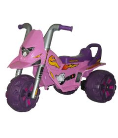 Mini-Moto-Eletrica-Fox-G-Force-Rosa-6V-Biemme