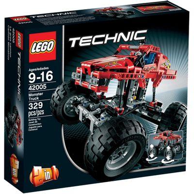 Caixa-42005-LEGO-Technic-Caminhao-Gigante