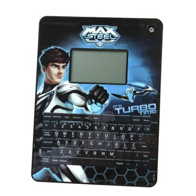 Tablet-Infantil---Max-Pad-Max-Steel-80-Atividades---Candide