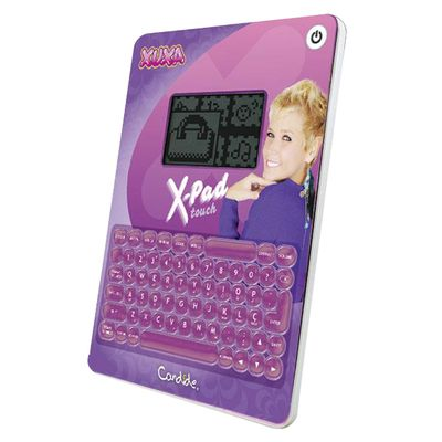 Tablet-Infantil-X-Pad-Touch-Xuxa-80-Atividades-Candide