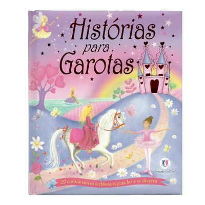 Livro-Historias-para-Garotas-Ciranda-Cultural