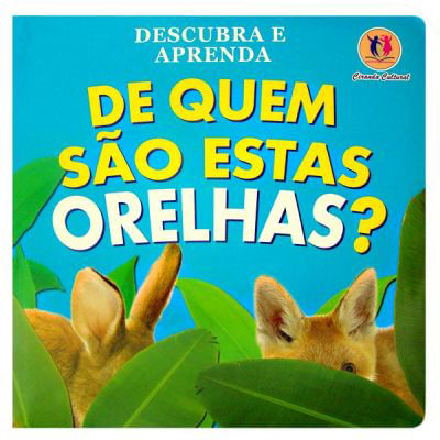 Livro-De-Quem-Sao-Estas-Orelhas-Ciranda-Cultural