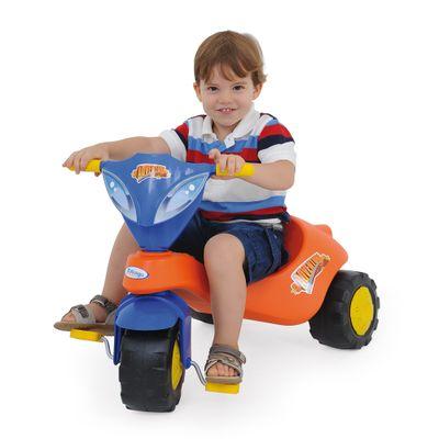 Triciclo-Adventure-Laranja-Xalingo