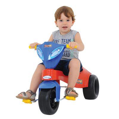 Triciclo-Ranger-Vermelho-Xalingo