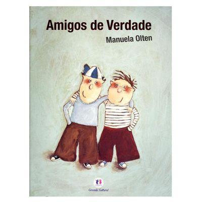 Livro-Amigos-de-Verdade-Ciranda-Cultural
