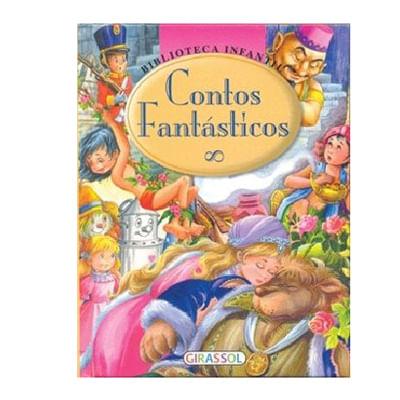 Livro-Contos-Fantasticos-Biblioteca-Infantil-Girassol