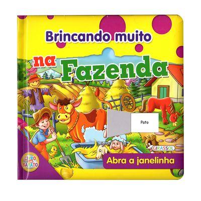 Livro-Brincando-Muito-na-Fazenda-Girassol