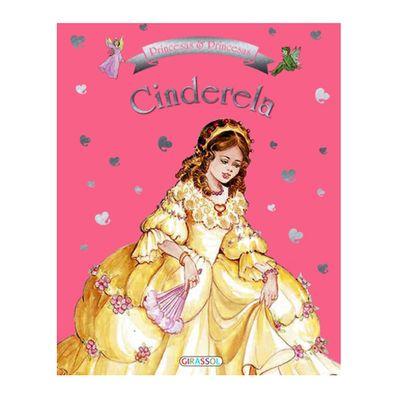 Livro-Princesas-e-Princesas-Cinderela-Girassol