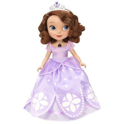 Boneca-Princesas-Disney-Sofia-Mattel