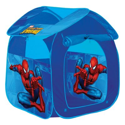Barraca-Casa-Portatil-Spider-Man-Zippy-Toys