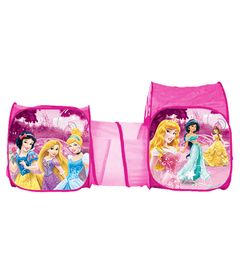Barraca-Tunel-Portatil-Princesas-Disney-Zippy-Toys
