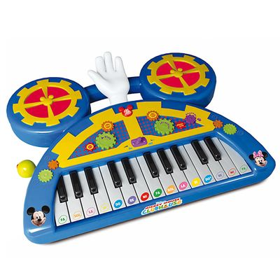 Teclado-Eletronico-do-Mickey-Zippy-Toys