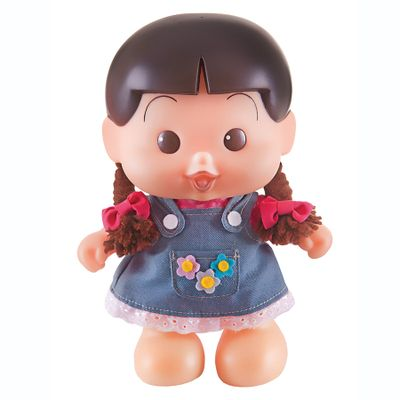 Boneca Turma da Mônica - Rosinha Bonitinha - Multibrink