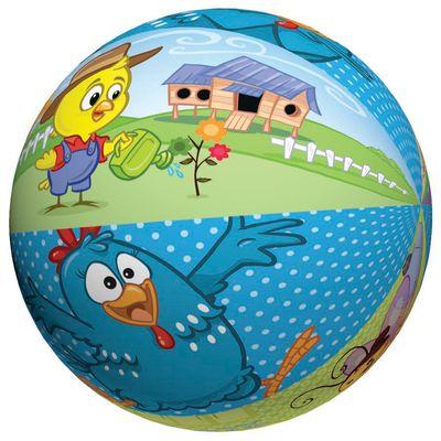 Bola-de-Espuma---Galinha-Pintadinha---Azul-e-Verde---Pais-e-Filhos