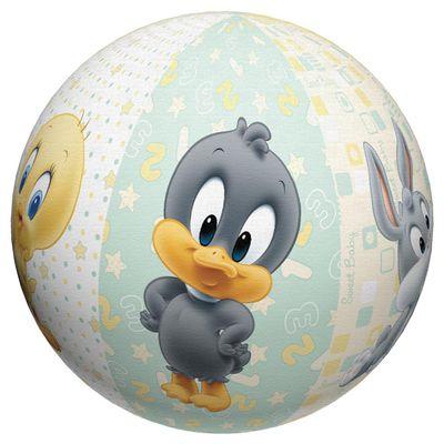 Bola-de-Espuma---Looney-Tunes-Baby---Branca---Pais-e-Filhos