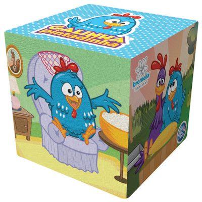 Cubo-de-Espuma---Galinha-Pintadinha---Azul-e-Verde---Pais-e-Filhos